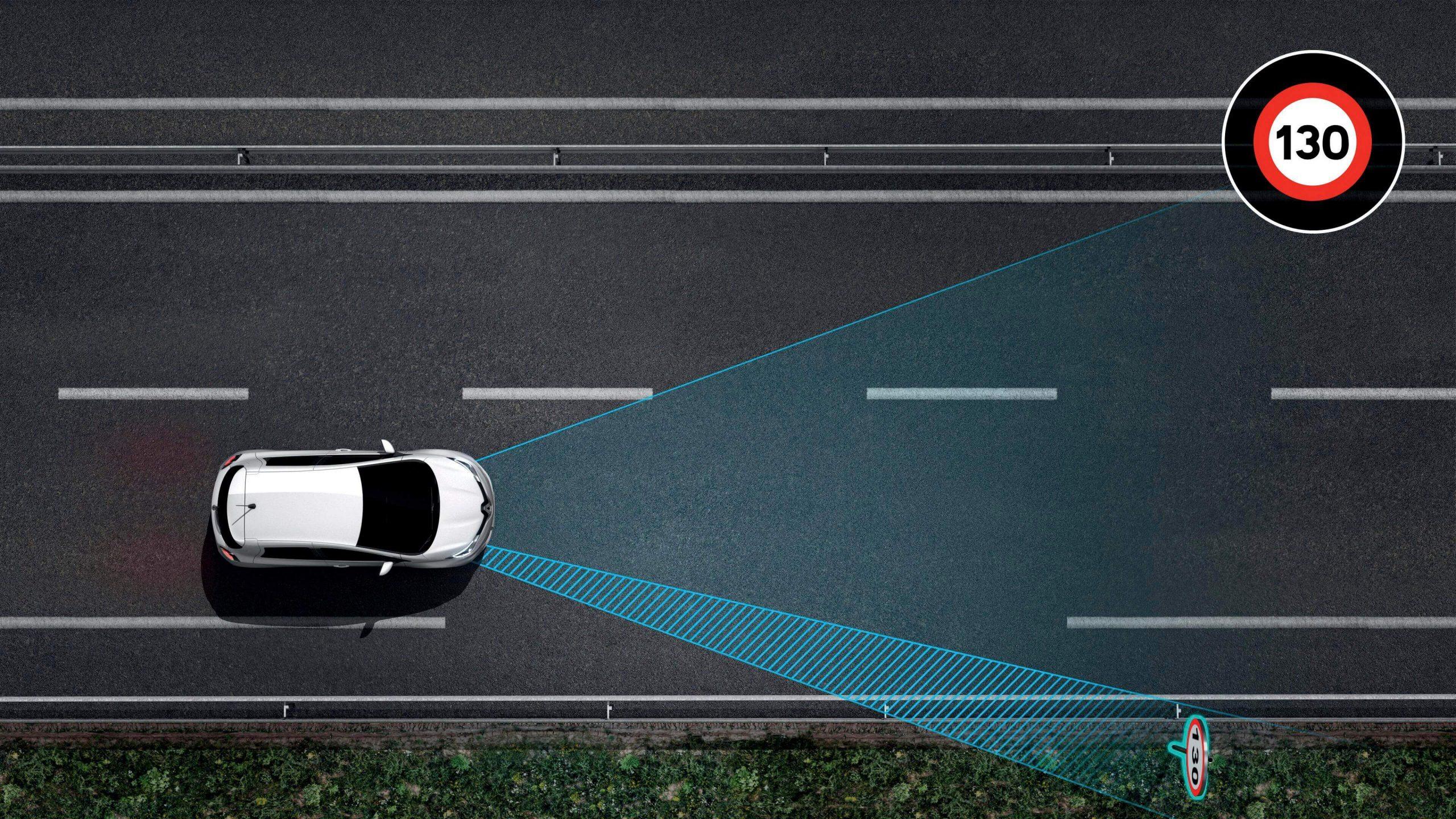 Trafikkskilt-gjenkjenning