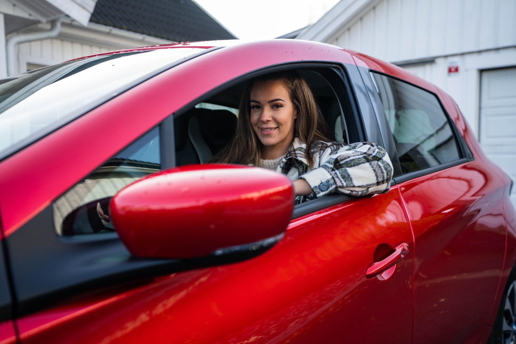 4 grunner til at tobarnsmoren valgte Renault ZOE som familiebil
