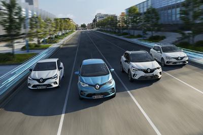 Renault nr. 1 i Europa!